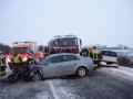 FTO Unfall mit Audi 4