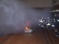 Übung Feuerwehrhaus 2