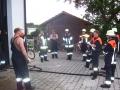 Übung Feuerwehrhaus 3